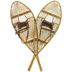 All Resort Furnishings Vintage Snow Shoes in See Photo