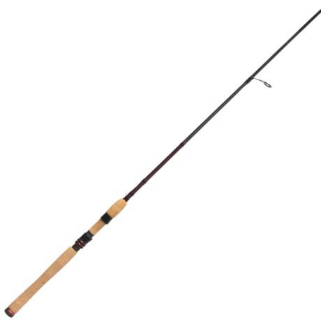 Allegiance II Inshore Saltwater Spinning Rod – 1-Piece, 6?6? 6-12 wt.