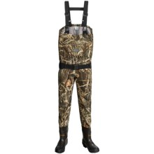 Allen Co. Blue Bill Camo Breathable Waders - Insulated Bootfoot (For Men) in Realtree Max-4 - Closeouts