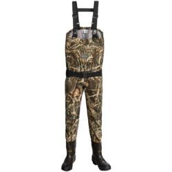 Allen Co. Blue Bill Camo Breathable Waders - Insulated Bootfoot (For Men) in Realtree Max-4