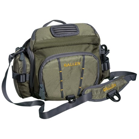 Allen Co. Colorado River Guide Lumbar Pack in Olive