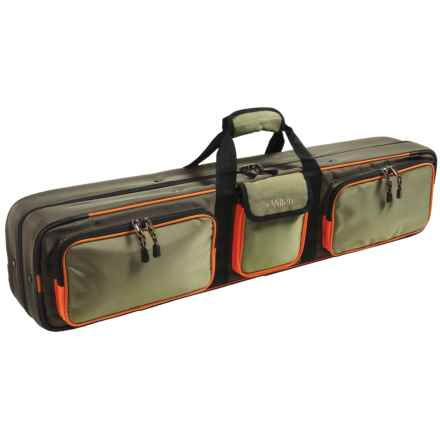 Allen Co. Grand Lake Rod and Gear Bag in Green/Orange - Closeouts
