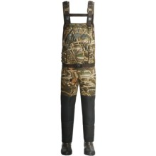 Allen Co. Guide LX Camo Chest Waders - Neoprene, Insulated, Bootfoot (For Men) in Realtree Max 4 - Closeouts