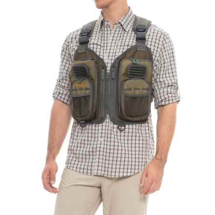 Allen Co. Kootenai Vestpack in Olive - Closeouts