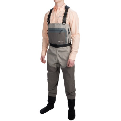 Allen Co. North Fork Breathable Chest Waders Stockingfoot (For Men)