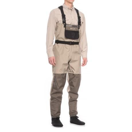 Allen Co. Pathfinder Stockingfoot Waders (For Men) in Grey