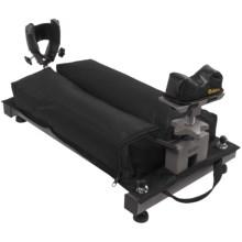 Allen Co. Recoil Reducer Bench Rest and Vise in Black - Closeouts