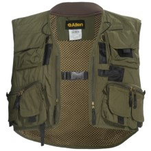 Allen Co. Rogue River Fishing Vest (For Men) in Green - Closeouts