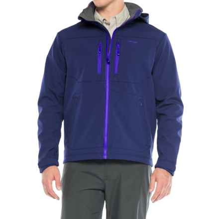 Allen Fly Fishing Exterus Boundary Jacket (For Men) in Dark Admiral Blue - Closeouts
