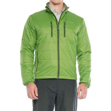 Allen Fly Fishing Exterus Spectrum PrimaLoft® Jacket - Insulated (For Men) in Forest - Closeouts