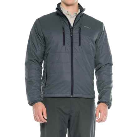 Allen Fly Fishing Exterus Spectrum PrimaLoft® Jacket - Insulated (For Men) in Slate - Closeouts