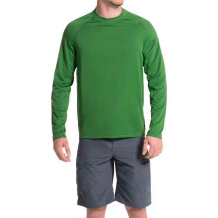 Allen Fly Fishing Exterus Spectrum Shirt - UPF 20+, Long Sleeve (For Men) in Kelly Green - Closeouts