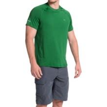 Allen Fly Fishing Exterus Sunniva Fishing Shirt - UPF 50+, Short Sleeve (For Men) in Kelly Green - Closeouts