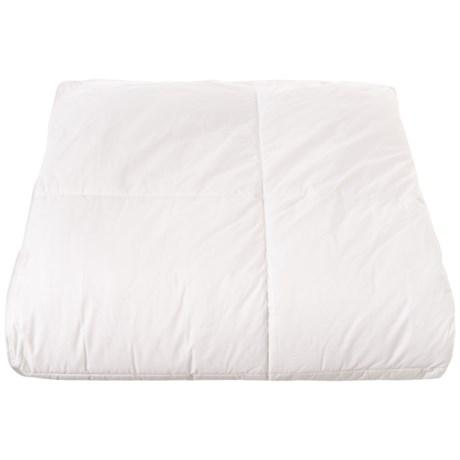 Image of Allergy-Free Down-Alternative White Comforter - Full-Queen, 300 TC
