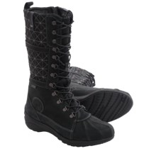 Allrounder by Mephisto Arina Snow Boots - Waterproof (For Women) in Black - Closeouts