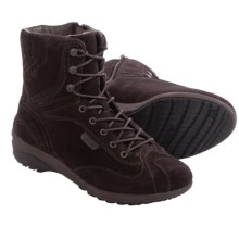 Allrounder by Mephisto Arista Snow Boots - Waterproof (For Women) in Espresso - Closeouts