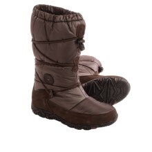 Allrounder by Mephisto Willow Snow Boots - Waterproof (For Women) in Espresso - Closeouts