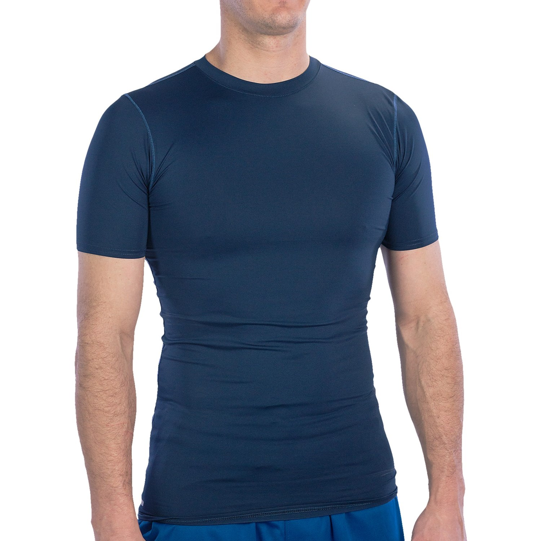 Alo compression t shirt short sleeve for men save 38 for Compression tee shirts for men