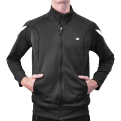 Alo Outbound Jacket (For Men) in Anthracite