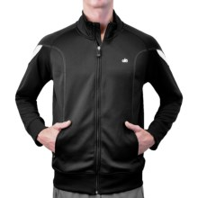Alo Outbound Jacket (For Men) in Black - Closeouts