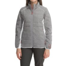 Alp-n-Rock Cross Down Jacket (For Women) in Grey - Closeouts
