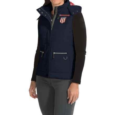 Alp-n-Rock Noelle Quilted Vest (For Women) in Navy - Closeouts