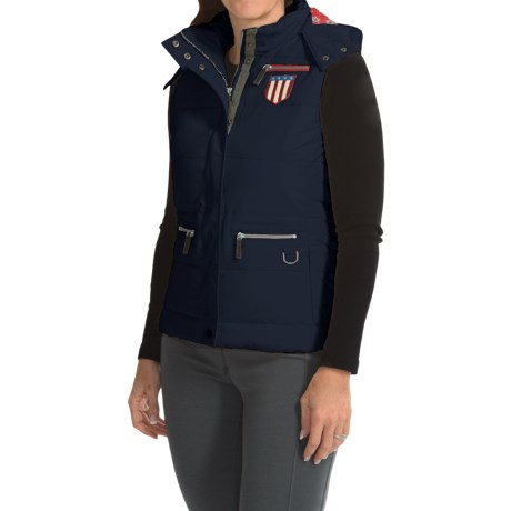 Alp n Rock Noelle Quilted Vest (For Women)