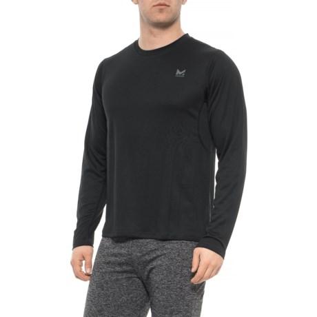 Alpha T-Shirt - Long Sleeve (For Men) - MOONLESS NIGHT (S )