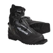 Alpina BC 2175 Backcountry Touring Ski Boots - 75mm (For Men and Women) in Black - Closeouts