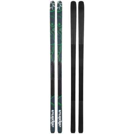 Alpina Control 64 Touring Nordic Skis - NIS in See Photo - Closeouts