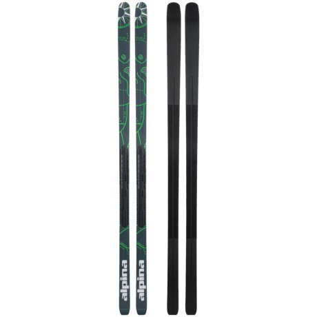 Alpina Control 64 Touring Nordic Skis - NIS in See Photo