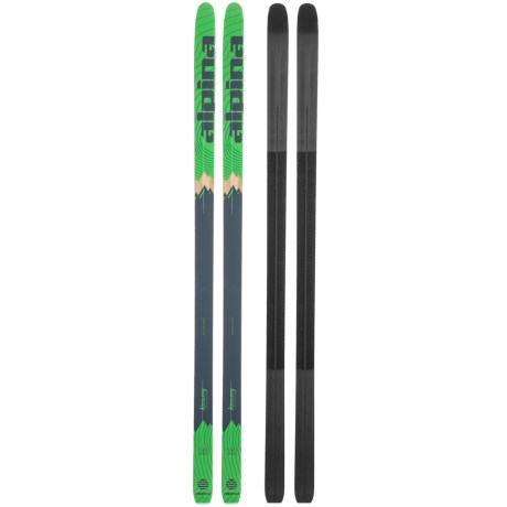 Alpina Discovery 68 Cross-Country Skis in See Photo