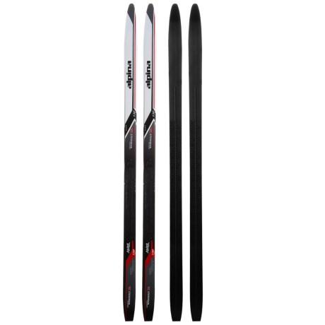 Alpina Energy Jr. NIS Cross-Country Skis (For Kids and Youth) in See Photo
