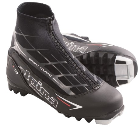 Alpina T10 Touring Ski Boots - Insulated (For Men and Women)