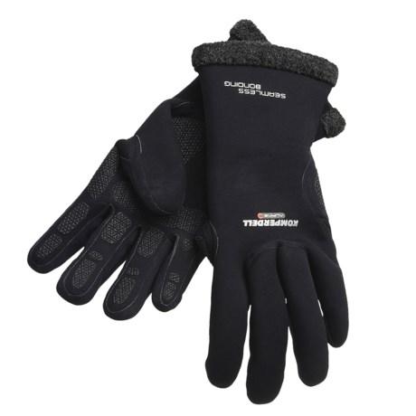 Image of Alpine Merino Wool Gloves -Waterproof (For Men And Women)