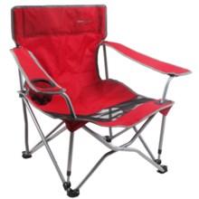 Alpine Mountain Gear Beach Breeze Camp Chair in Red - Closeouts