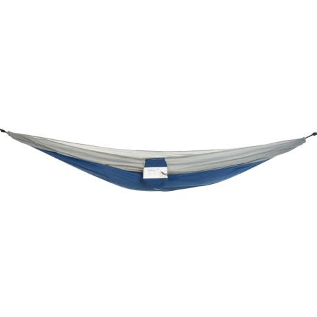 Alpine Mountain Gear Hammock - 1-Person in Blue