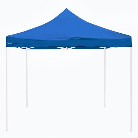 Alpine Mountain Gear Instant Canopy 10x10