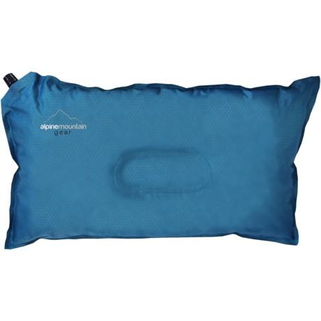 Alpine Mountain Gear Self-Inflating Camp Pillow