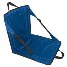 Alpine Mountain Gear Stadium Seat in Blue - Overstock