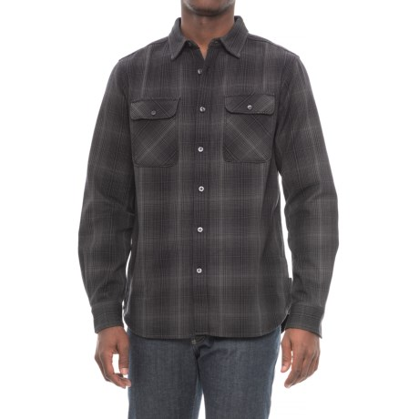 Image of Alpine Zone Shirt - Long Sleeve (For Men)