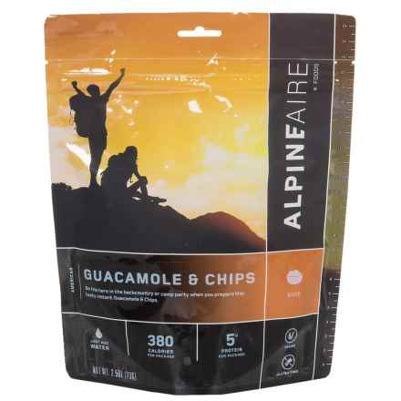 AlpineAire Guacamole and Tortilla Chips - 2.5 oz. in See Photo - Closeouts