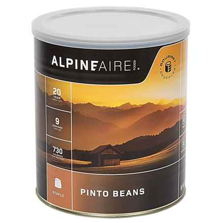 AlpineAire Pinto Beans - 68 oz. in See Photo - Closeouts