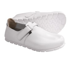 Alpro by Birkenstock G 500 Work Clogs - Leather (For Men and Women) in White - Closeouts