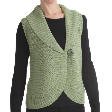 ALPS Adelaide Vest (For Women) in Eucalyptus