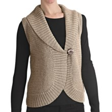 ALPS Adelaide Vest (For Women) in Tuscan Tan - Closeouts