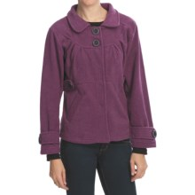 ALPS Bretton Woods Jacket - Fleece (For Women) in Cabernet - Closeouts