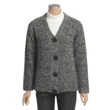 ALPS Cordelia Cardigan Sweater (For Women) in Raven - Closeouts