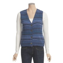 ALPS Gulf Shore Vest (For Women) in Blue Sierra - Closeouts