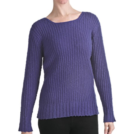 ALPS Layla Sweater (For Women) in Plumberry
